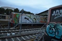 ATHENS TRAINS