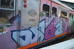 ATHENS TRAINS