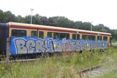 BERLIN IST BLAU WEISS